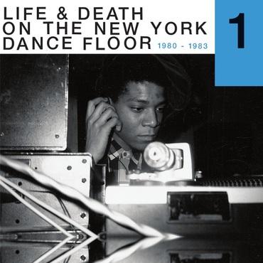 Various artists %28dinosaur l david byrne%29   life   death on a new york dance floor part 1   reaplp1pt1
