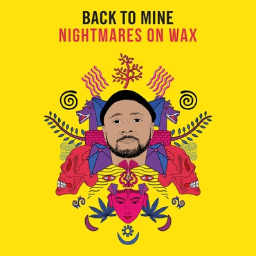 Nightmares on wax   back to mine   nightmares on wax   btmcd1