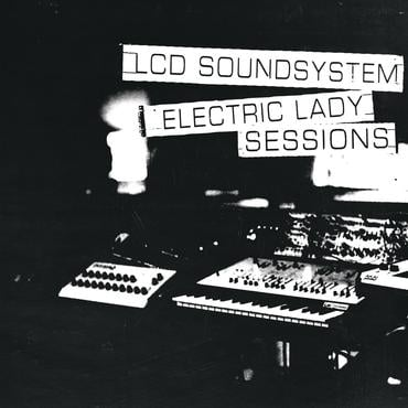 Lcd soundsystem   electric lady sessions packshot