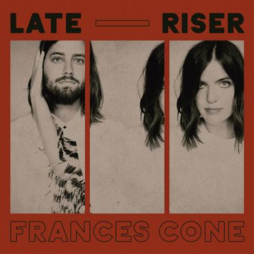 Frances cone late riser album cover artwork
