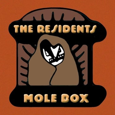 The Residents Mole Box The Complete Mole Trilogy