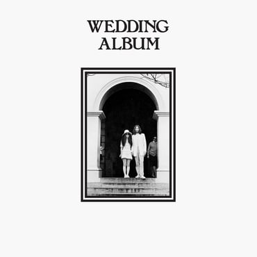 John Lennon Yoko Ono Wedding Album Cd Rough Trade