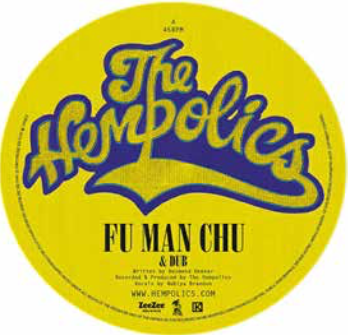 The Hempolics Fu Manchu Wild Is The Wind 12 Quot Rough Trade