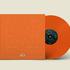 Orange vinyl   mockup back