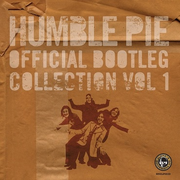Humble pie official bootleg artwork