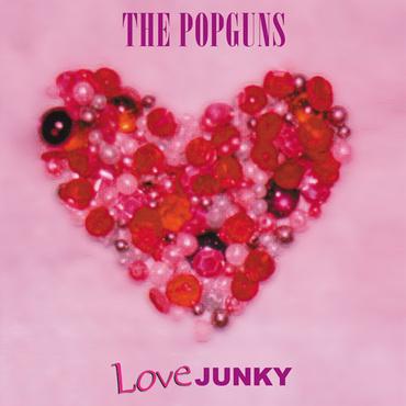 The popguns love junky stone052lp