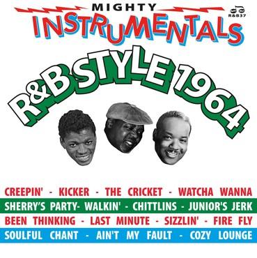 Mighty instrumentals r b style 1964 lp