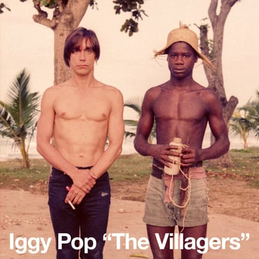 Iggy pop the villagers