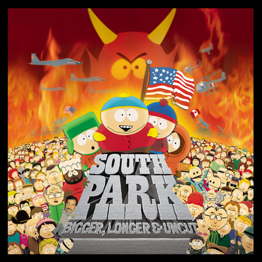 South Park - South Park: Bigger - Longer & Uncut  Music From And Inspired  By The Motion Picture - LPx2