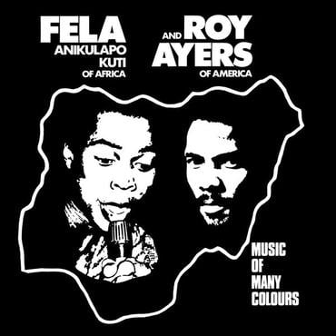 Fela kuti   roy ayers music many colours