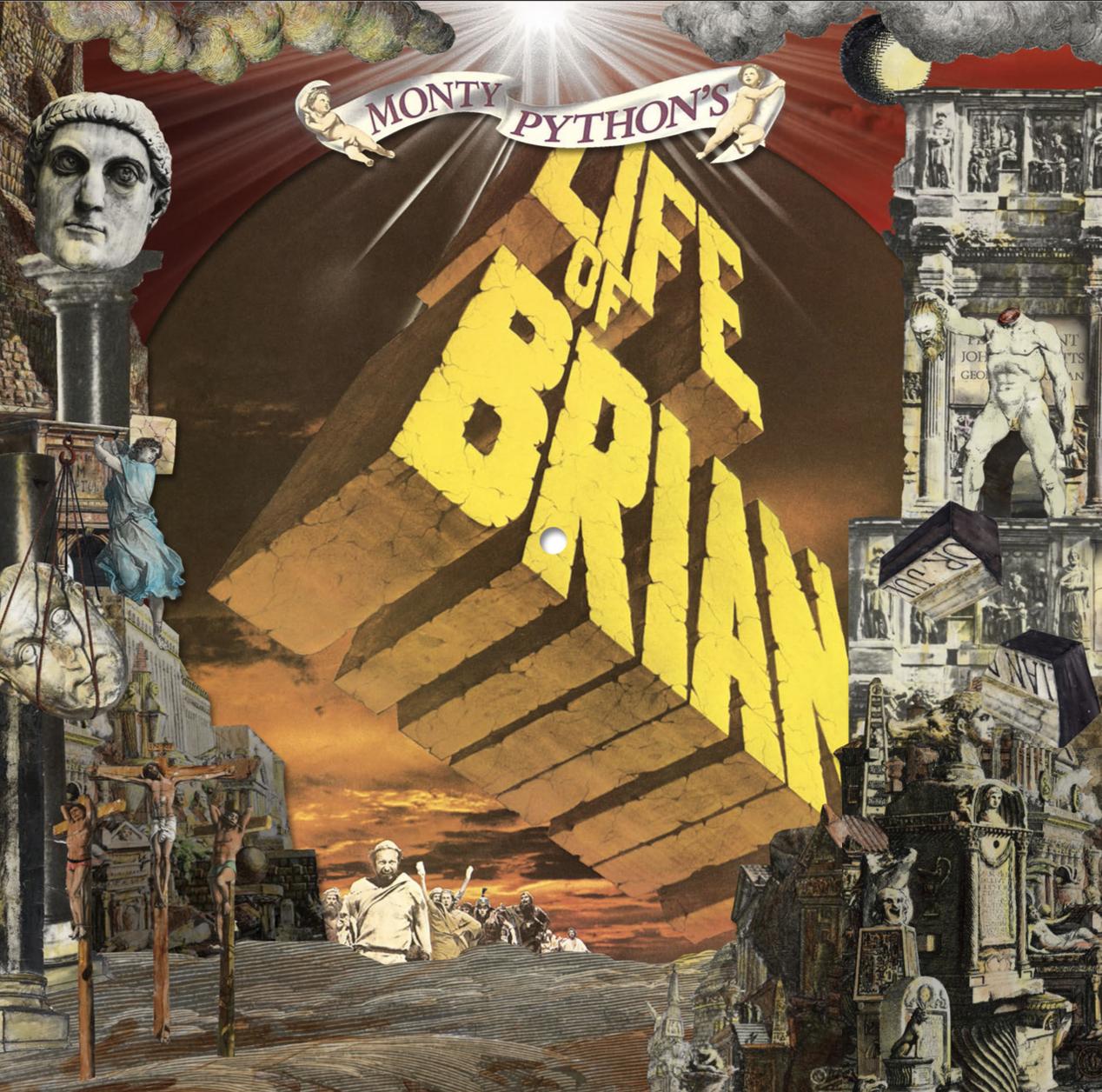 Monty Python - Monty Python's Life Of Brian - LP – Rough Trade