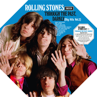 Rolling stones  through the past..