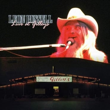 Live at gilley's leon russell