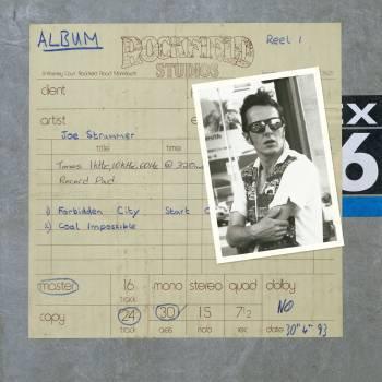 Joe strummer   the rockfield studio tracks