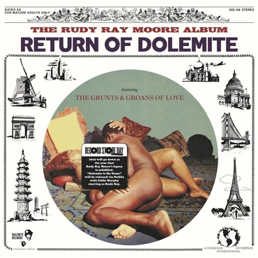 Rudy ray moore return of dolemite lp