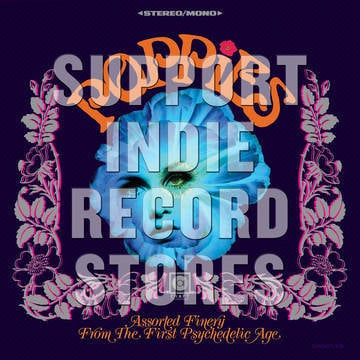 Various Artists - Poppies: Assorted Finery From The First Psychedelic Age -  LP