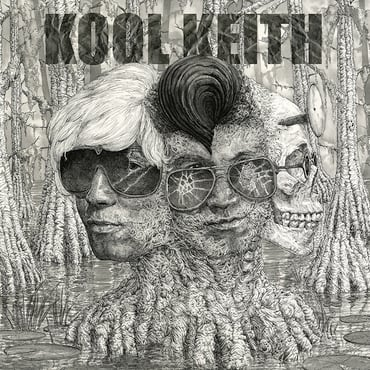 Kool keith complicated trip front flat72