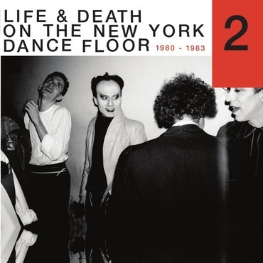 Various artists %28quando quango james white and the blacks%29   life   death on a new york dance floor  1980 1983 part 2   reaplp1pt2