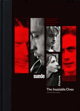 Suede the insatiable ones dvd