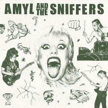 Amyl   the sniffers album