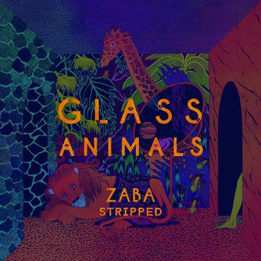 Glass animals  zaba stripped