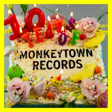 10 years of monkeytown   mtr100cd