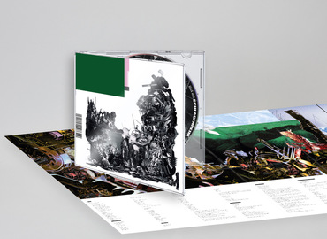 Cd digital mockup