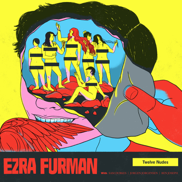 Ezra furman   twelve nudes album packshot