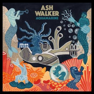 Ash walker   aquamarine   alncd55