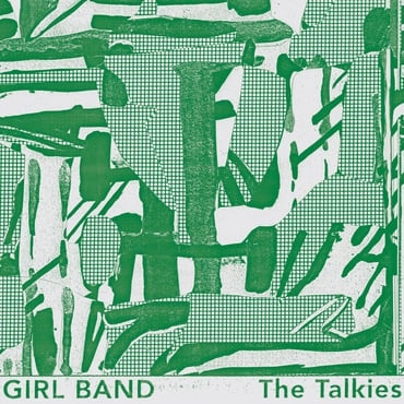 Girl.band.the.talkies.packshot