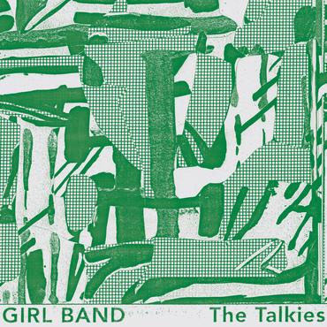 Girl.band.the.talkies.packshot