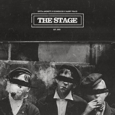 Curreny smoke dza the stage ep front large