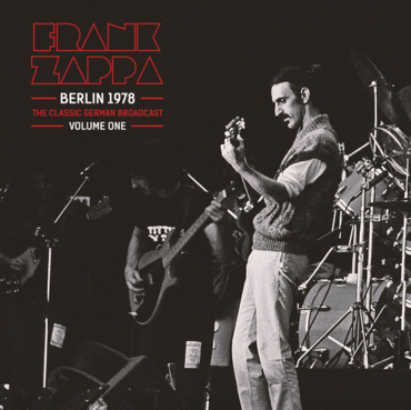 Frank Zappa Berlin 1978 Vol 1 Lpx2 Rough Trade