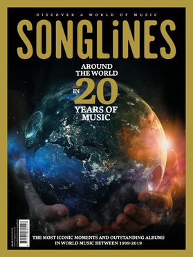 Songlines bookazine cover