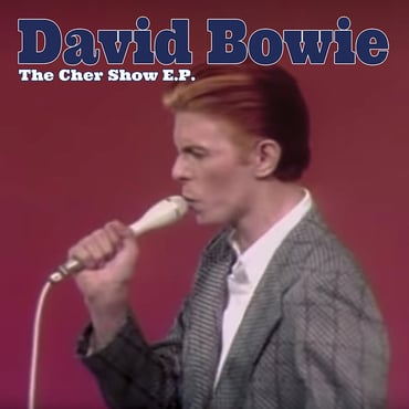 David Bowie - The Cher EP (Alternate Sleeve) - 7
