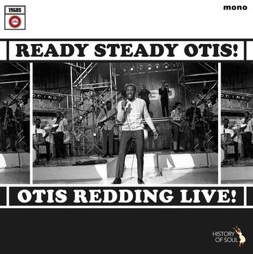 Otis Redding Ready Steady Otis Otis Redding Live