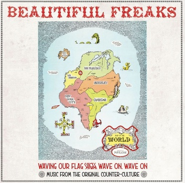 Beautiful freaks %28when music was the  counter culture%29   tad2cd