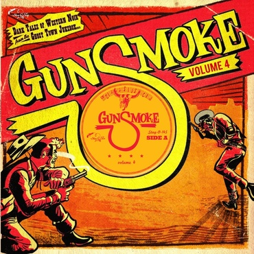 Gunsmoke volume 4  dark tales of western noir from a ghost town jukebox