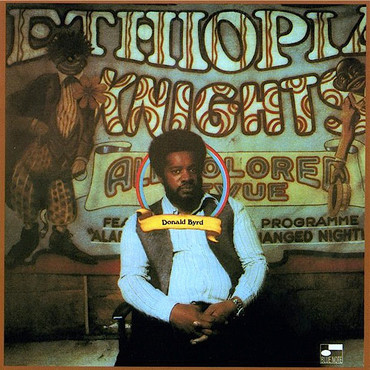 Donald byrd  ethiopian knights