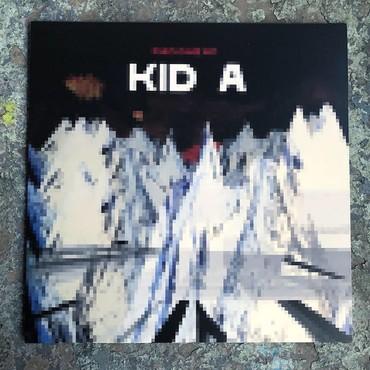 8 bit radiohead   kid 8 lp