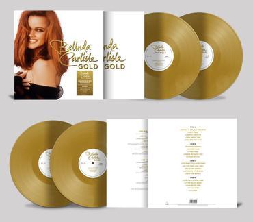 Belinda gold lp 3d pack