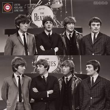 Beatles   live in adelaide june 12th 1964 lp