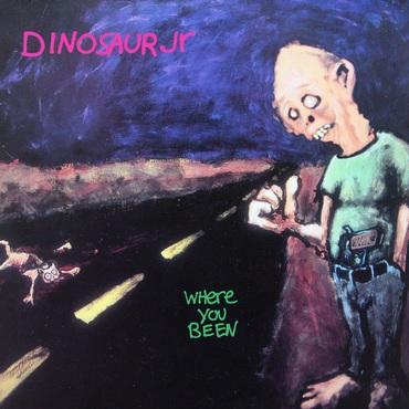 Dinosaur jr where you been