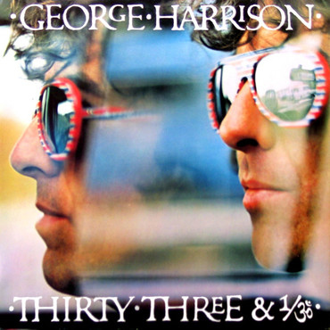 Thirty three   1 3 george harrison