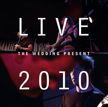 The wedding present   live 2010   bizarro played live in germany