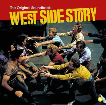 Leonard bernstein   west side story   the original soundtrack   3369536 1000x1000