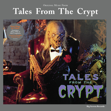 Original music from tales from the crypt %28opaque orange%29