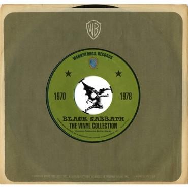The black sabbath vinyl collection 1970 1978