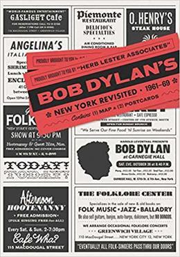 Herb Lester - Bob Dylan's New York Revisited