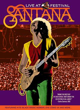 santana  santana  live at the us festival